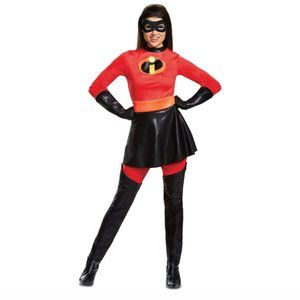 Mrs. Incredible Costume with Skirt
